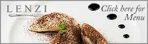 Lenzi Tuscan Kitchen Menu