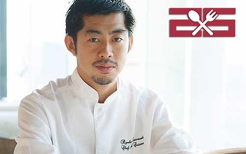 Chef Ryuki Kawasaki