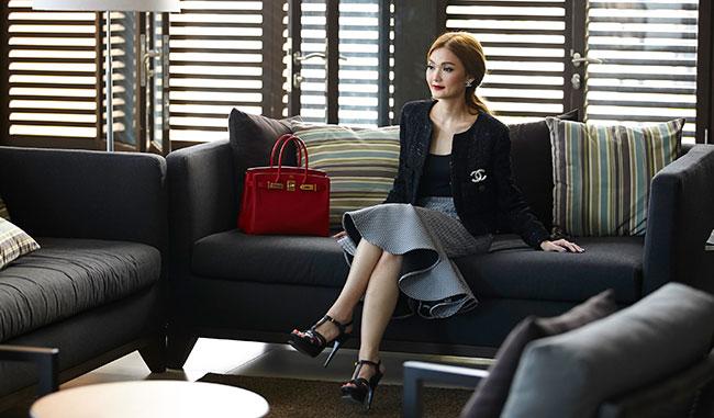 Whos Who Leaders at Top Restaurants Bangkok Miss Bee Kanokkarn Ingram