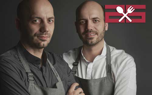 Chef Thomas and Mathias Sühring