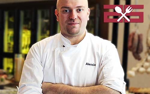 Chef Alessio Banchero