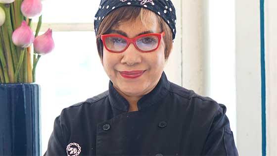 Master Chef Nooror Somany Steppe at Bangkok Best Restaurants Blue Elephant Top 25 Restaurants