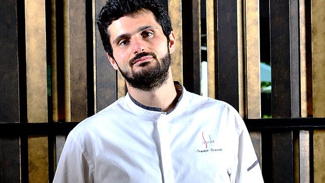 Italian Chef Eugenio Cannoni at La Scala Bangkok - TOP25 Restaurants