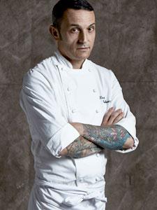Chef David Tamburini at La Scala Restaurant Bangkok