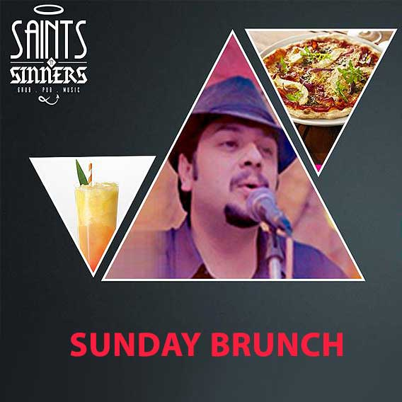 Sunday Brunch with Benny & Ritwick Duo
