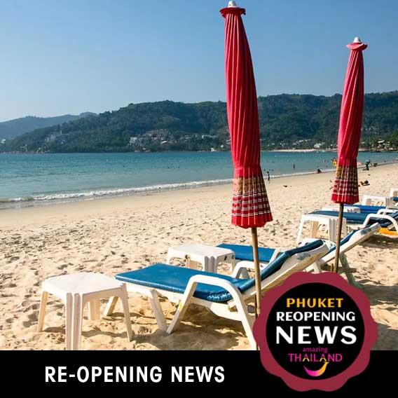 Phuket Latest Re-Opening News