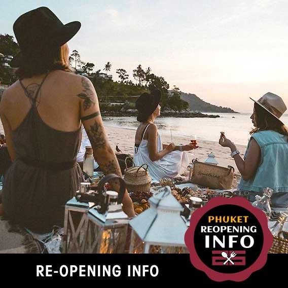 Phuket Re-Opening Information