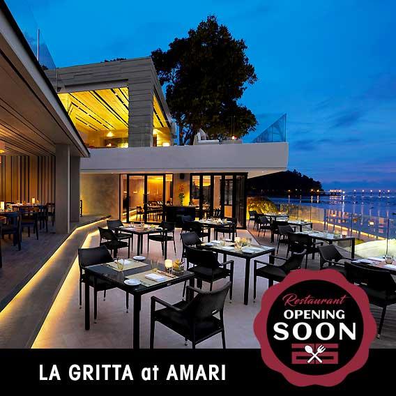 La Gritta Restaurant Re-Opening Soon