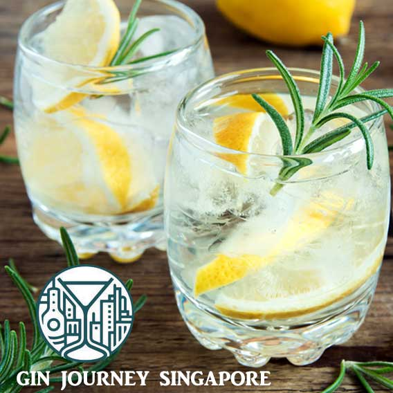 Gin Journey Singapore - Sunday Session
