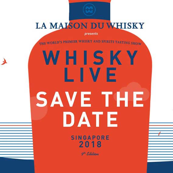 Whisky Live Singapore 2018