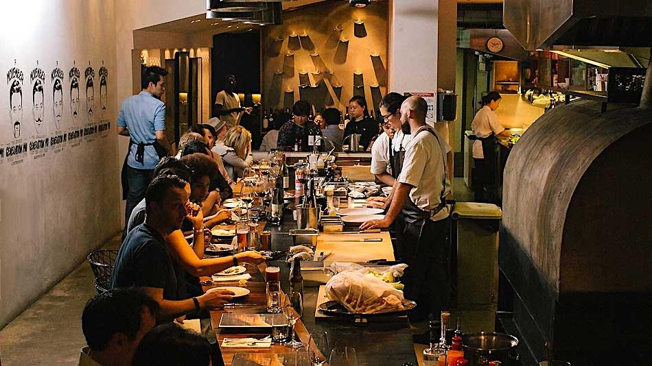 Burnt Ends | Top 25 Restaurants | Singapore's Best Restaurants