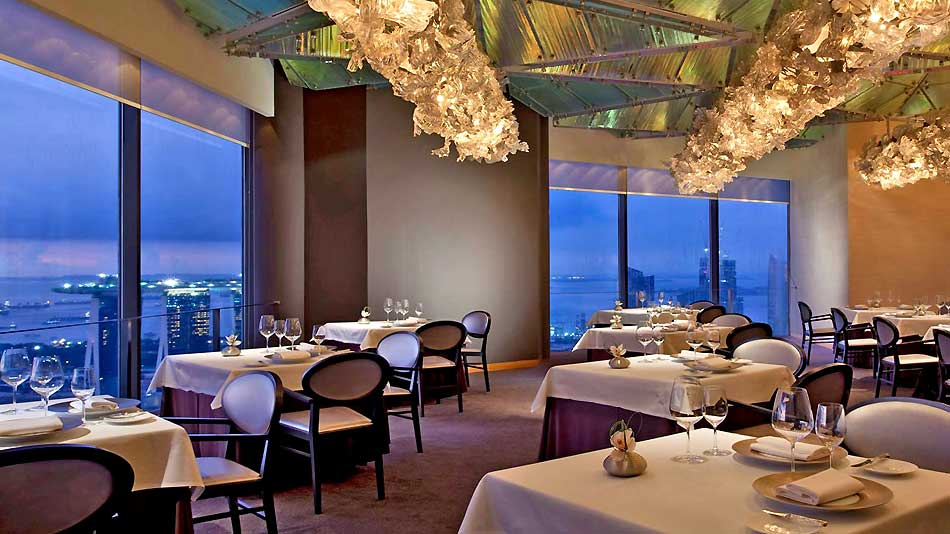 Jaan Top 25 Restaurants Singapore S